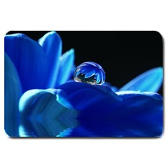 Waterdrop Large Door Mat by Siebenhuehner