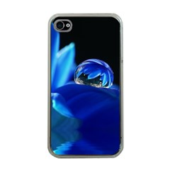 Waterdrop Apple Iphone 4 Case (clear) by Siebenhuehner