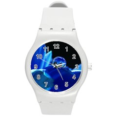 Waterdrop Plastic Sport Watch (medium) by Siebenhuehner