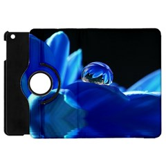 Waterdrop Apple Ipad Mini Flip 360 Case by Siebenhuehner
