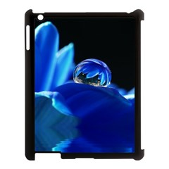 Waterdrop Apple Ipad 3/4 Case (black)