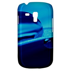 Waterdrops Samsung Galaxy S3 Mini I8190 Hardshell Case by Siebenhuehner