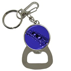 Waterdrops Bottle Opener Key Chain by Siebenhuehner