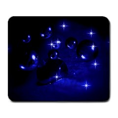 Blue Dreams Large Mouse Pad (rectangle) by Siebenhuehner