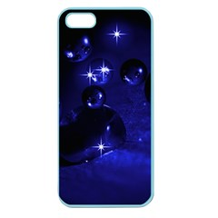Blue Dreams Apple Seamless Iphone 5 Case (color)