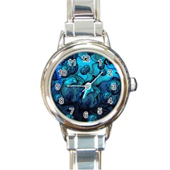 Magic Balls Round Italian Charm Watch