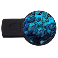 Magic Balls 2GB USB Flash Drive (Round)