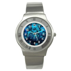 Magic Balls Stainless Steel Watch (Unisex)