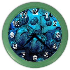 Magic Balls Wall Clock (Color)