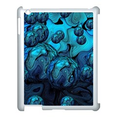Magic Balls Apple iPad 3/4 Case (White)