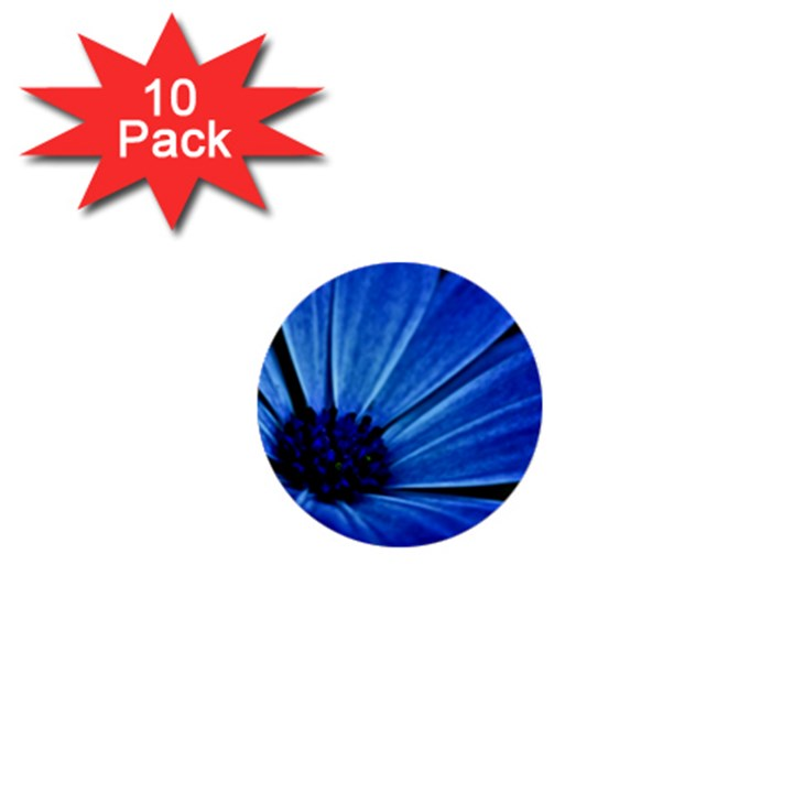 Flower 1  Mini Button (10 pack)