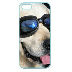 Cool Dog  Apple Seamless Iphone 5 Case (color)
