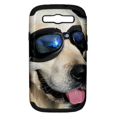 Cool Dog  Samsung Galaxy S Iii Hardshell Case (pc+silicone) by Siebenhuehner