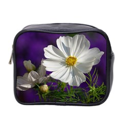 Cosmea   Mini Travel Toiletry Bag (two Sides)