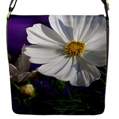 Cosmea   Flap Closure Messenger Bag (small) by Siebenhuehner