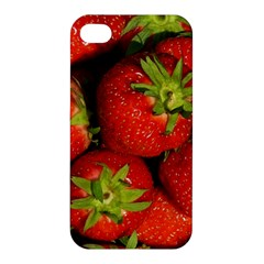 Strawberry  Apple Iphone 4/4s Hardshell Case by Siebenhuehner