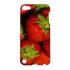 Strawberry  Apple Ipod Touch 5 Hardshell Case by Siebenhuehner