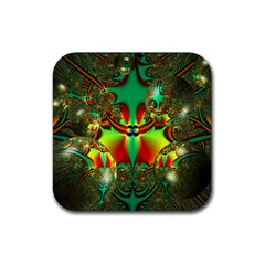 Magic Balls Drink Coasters 4 Pack (square) by Siebenhuehner