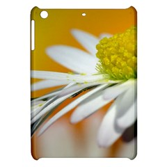 Daisy With Drops Apple Ipad Mini Hardshell Case by Siebenhuehner