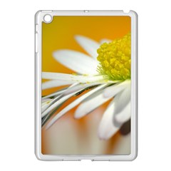 Daisy With Drops Apple Ipad Mini Case (white) by Siebenhuehner