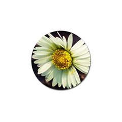Daisy Golf Ball Marker by Siebenhuehner