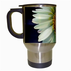 Daisy Travel Mug (white) by Siebenhuehner