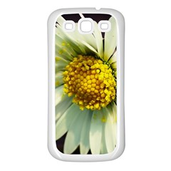 Daisy Samsung Galaxy S3 Back Case (white) by Siebenhuehner