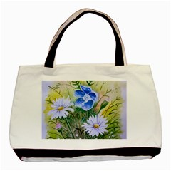 Meadow Flowers Classic Tote Bag (two Sides)
