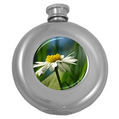 Daisy Hip Flask (round) by Siebenhuehner