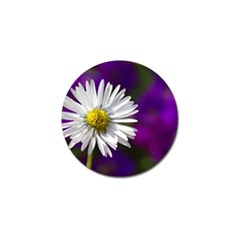 Daisy Golf Ball Marker 4 Pack by Siebenhuehner