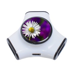 Daisy 3 Port Usb Hub by Siebenhuehner