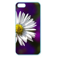 Daisy Apple Seamless Iphone 5 Case (color) by Siebenhuehner