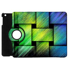 Modern Art Apple Ipad Mini Flip 360 Case by Siebenhuehner