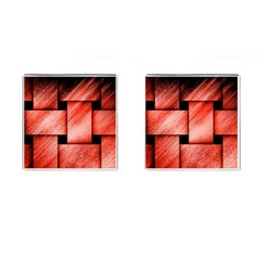 Modern Art Cufflinks (square) by Siebenhuehner