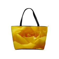 Yellow Rose Large Shoulder Bag by Siebenhuehner