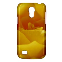 Yellow Rose Samsung Galaxy S4 Mini Hardshell Case  by Siebenhuehner
