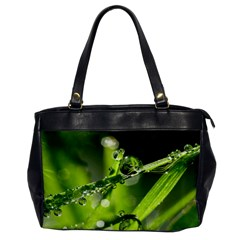 Waterdrops Oversize Office Handbag (one Side) by Siebenhuehner