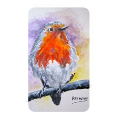 Robin Red Breast Memory Card Reader (rectangular) by ArtByThree