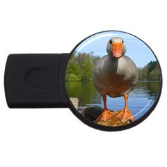 Geese 2gb Usb Flash Drive (round)