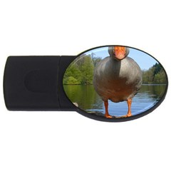 Geese 4gb Usb Flash Drive (oval)