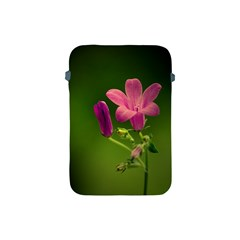 Campanula Close Up Apple Ipad Mini Protective Soft Case by Siebenhuehner