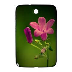 Campanula Close Up Samsung Galaxy Note 8 0 N5100 Hardshell Case  by Siebenhuehner