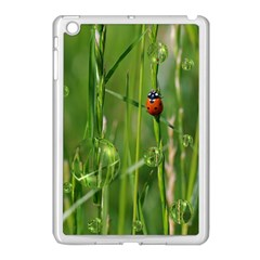 Ladybird Apple Ipad Mini Case (white) by Siebenhuehner
