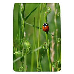 Ladybird Removable Flap Cover (small) by Siebenhuehner