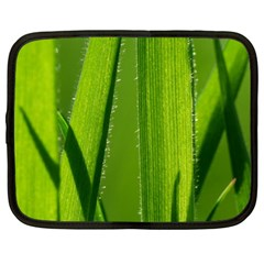 Grass Netbook Case (xl) by Siebenhuehner