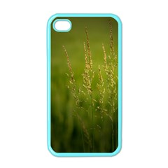 Grass Apple Iphone 4 Case (color) by Siebenhuehner