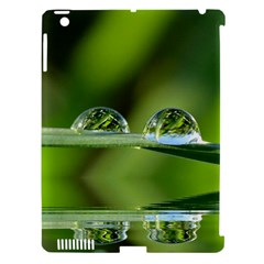 Waterdrops Apple Ipad 3/4 Hardshell Case (compatible With Smart Cover) by Siebenhuehner