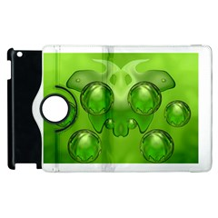 Magic Balls Apple Ipad 2 Flip 360 Case by Siebenhuehner