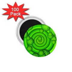 Magic Balls 1 75  Button Magnet (100 Pack) by Siebenhuehner