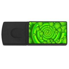 Magic Balls 4gb Usb Flash Drive (rectangle) by Siebenhuehner